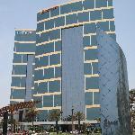 Vista del JW Marriot Lima