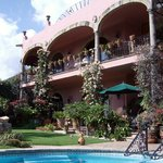 Foto de Villa del Angel Bed and Breakfast