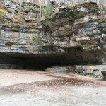 Dunbar Cave SNA- entrance