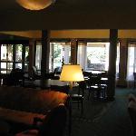 Upper lobby