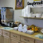 Days Inn Nanuet Spring Valley - Breakfast corner