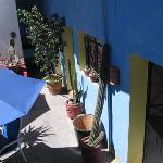 Patio - Casa de Don Pablo