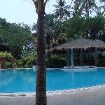 Pool at Rebak