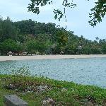 Main Beach at Rebak