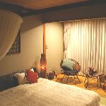 Shimoda Yamatokan asian room for godson