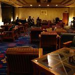 Shimoda Yamatokan lobby