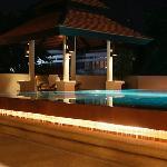 The Swimming pool (Night)
