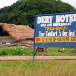 Welcome to the Dery Hotel