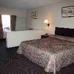 Room 114 - sleeping area