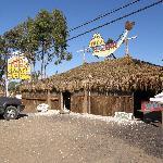 El Cliente Fish Taco Palapa