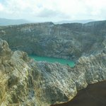 The Brown and Turquoise Lakes