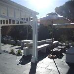 Sundowner's spot