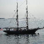 Sul mare di Gloucester