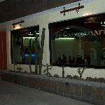 frente de restaurante