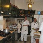 Kitchen staff/pastry chefs