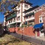 The San Ramon Hotel, in Bisbee, AZ