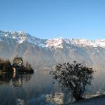 Iseltwald, Switzerland--Pop. 400 (according to Wikipedia)