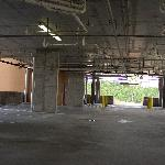 Our Building's Garage