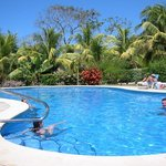 Mal Pais Surf Camp Pool