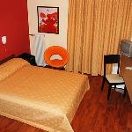 Double room in Hotel Exarchion Athens