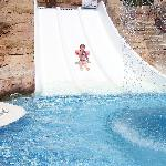 Heated pool complex
