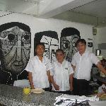 Cafeteria Pop Staff