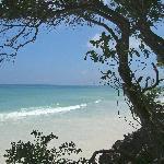 View from Kole Kole beachfront