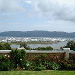 view from Candlewood Lodge