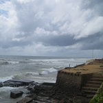 View from poolside - Galle Face - Colombo