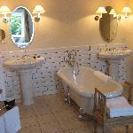 salle de bain chambre Gingembre
