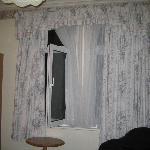 chambre : fenêtre