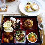 le petit dejeuner indonesien