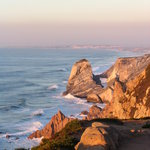 Lovely shoreline at Cabo da Roca