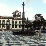 Hauptplatz in Funchal