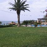 Alekats Villas pool