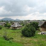 View across Vil Uyana