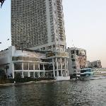 Hyatt viewed from the Nile