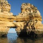 Algarves on Lagos Coastline
