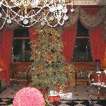 Chesterfield Lobby Christmas 2007