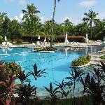 A piscina do Nannai