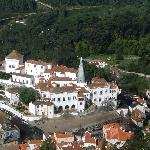 Sintra from Moorish castle