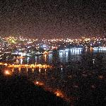 View by night