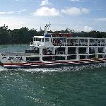 The ferry from Cebu