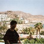 El Greco - view from balcony