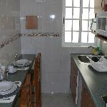 Kitchenette, Standard suite