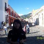 my trip to Antigua