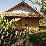Eines der netten Häuser