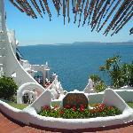 Vista del mar desde Casapueblo - Dic 2007