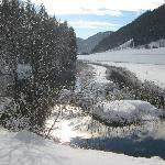der nahegelegene Pillersee