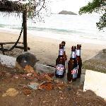 Panama Beach. La Playita Resort.